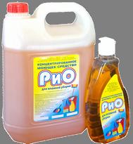 «РиО для влажной уборки» Пенное моющее средство (концентрат)