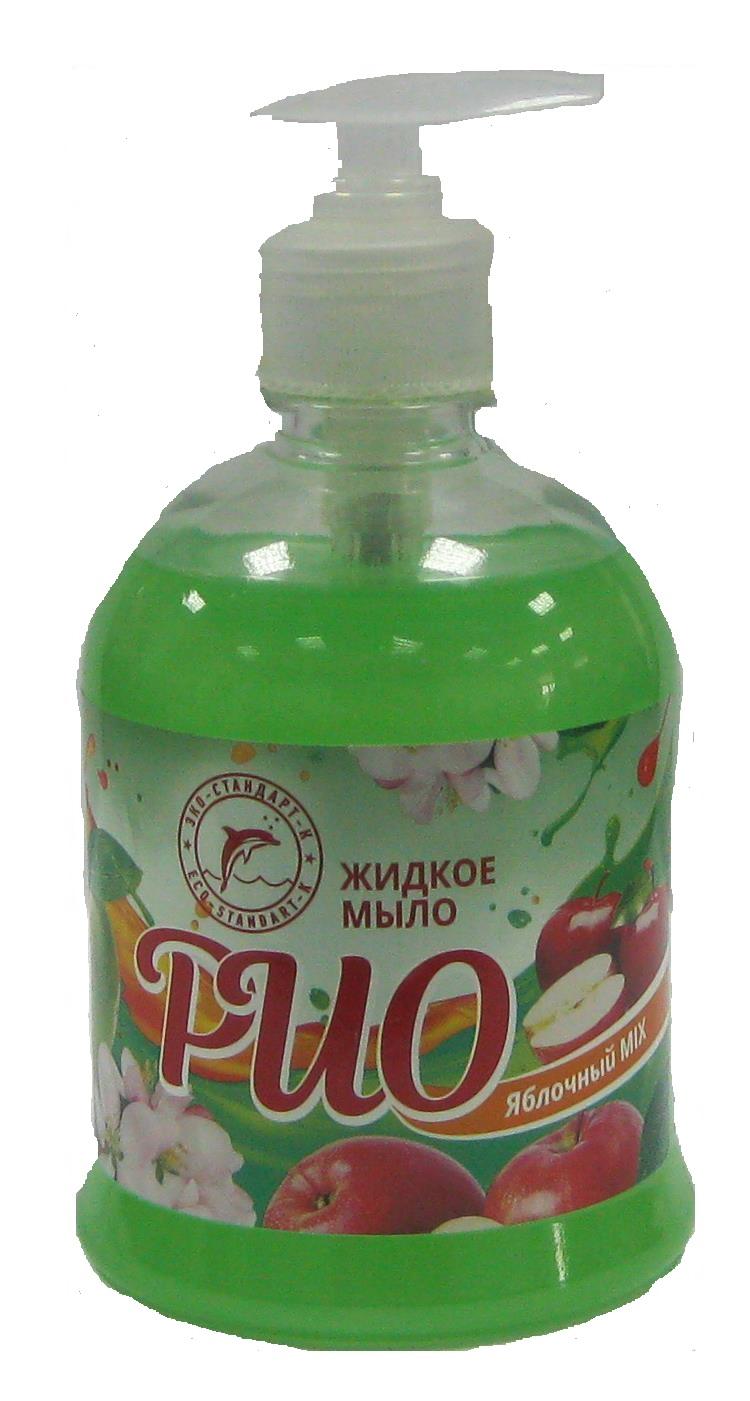 """Жидкое мыло """"РиО Яблочный MIX"""""""