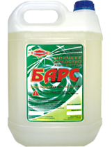 «Барс» Щелочное моющее средство жидкое (концентрат)
