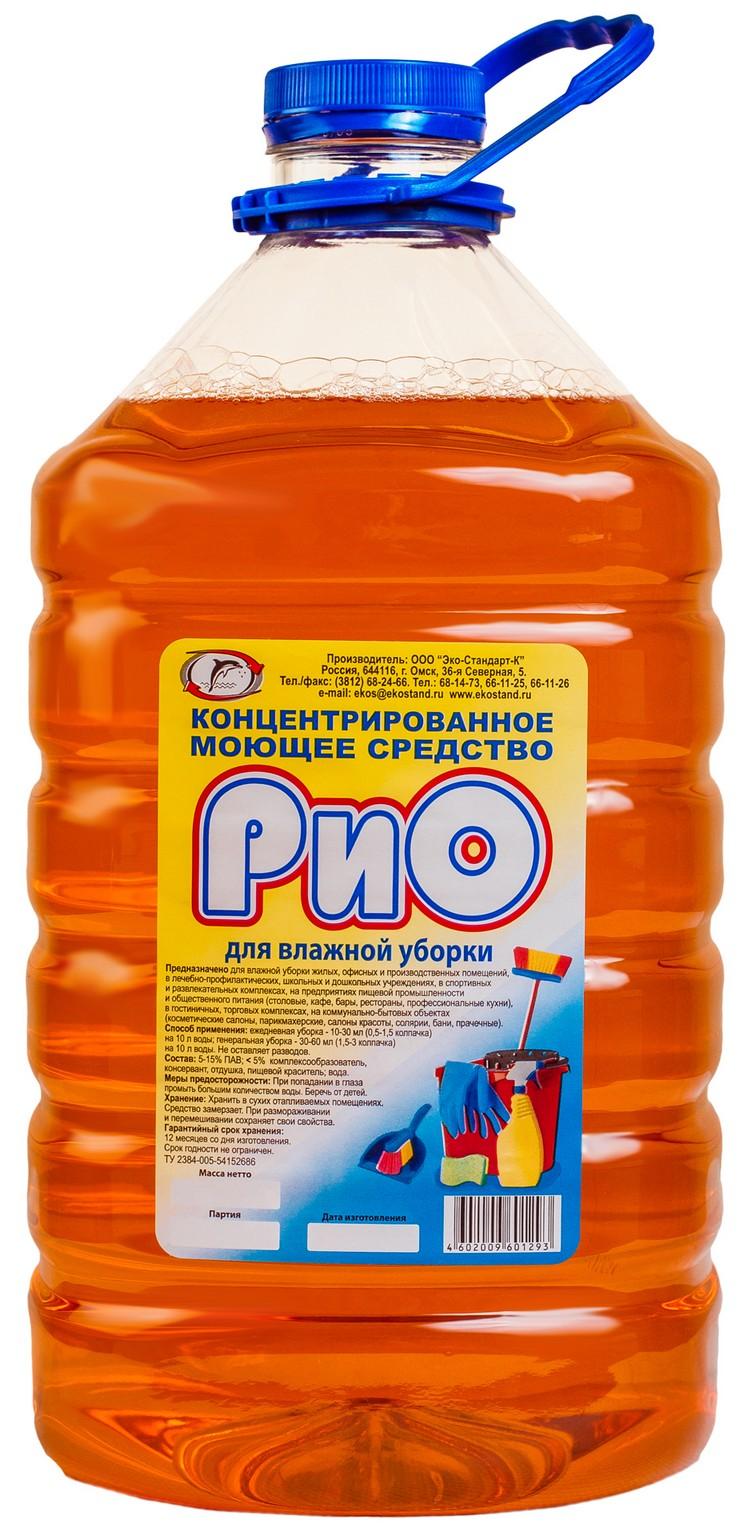 """""""РиО для влажной уборки"""" Пенное моющее средство (концентрат)"""